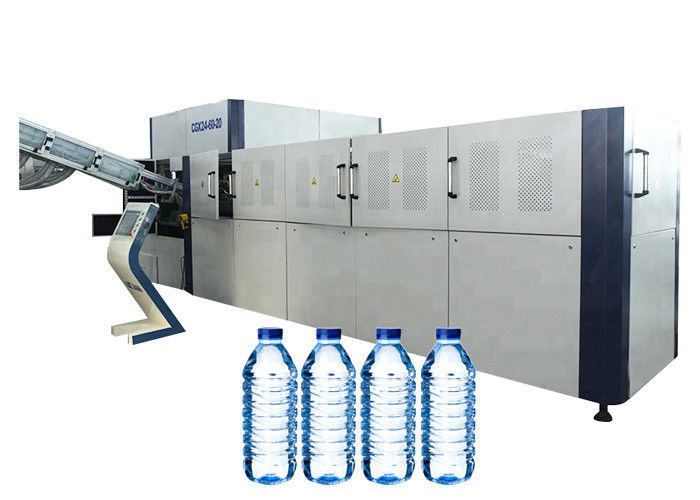 16000BPH Full Automatic 3 In 1 Water Filling Machine , Water Bottling System