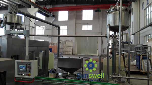 Full Automatic Hot Filling Machine Bottling 3000BPH - 36000BPH